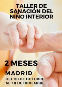 TALLER DE SANACIÓN DEL NIÑO INTERIOR – del 30 de Octubre al 18 de Diciembre – SWEET HOME YOGA @ MADRID @ SWEET HOME YOGA