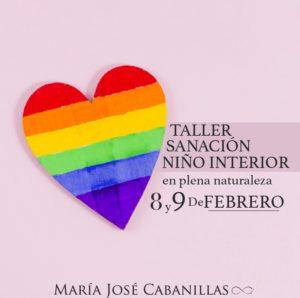 TALLER DE SANACIÓN DEL NIÑO INTERIOR – FEBRERO 2020 – FINCA EL JOYO - Madrid @ FINCA LA RINCONADA