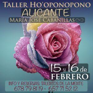 TALLER DE HO'OPONOPONO – 15 Y 16 DE FEBRERO – ALICANTE @ AC HOTEL ALICANTE