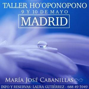 TALLER DE HO'OPONOPONO – 9 Y 10 DE MAYO – MADRID @ ESPACIO RONDA