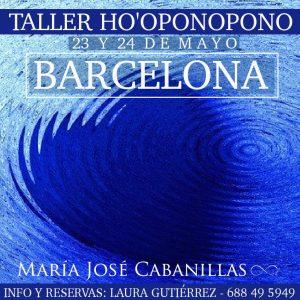 TALLER DE HO'OPONOPONO – 23 Y 24 DE MAYO – BARCELONA @ CENTRE RONDA BARCELONA